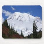 El Monte Rainier Alfombrillas De Ratones
