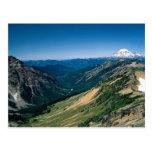 El Monte Rainier de la cabra oscila el desierto, l Postales