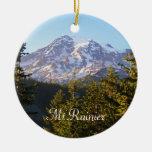 El Monte Rainier escénico