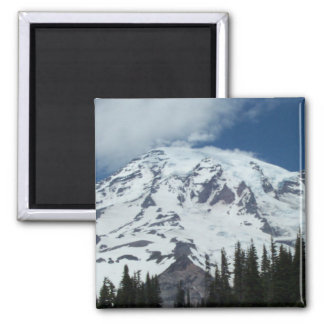 El Monte Rainier Imán De Frigorifico