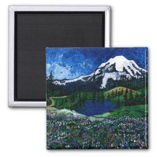El Monte Rainier Iman
