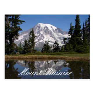 El Monte Rainier, parque nacional del Monte Postal