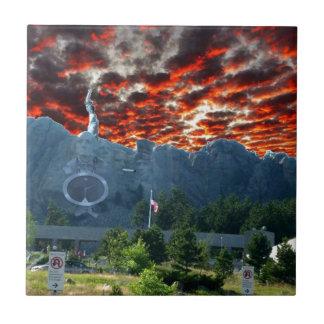 El monte Rushmore consigue un cambio de imagen Azulejo