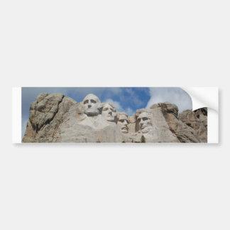 El monte Rushmore Dakota del Sur Pegatina Para Auto