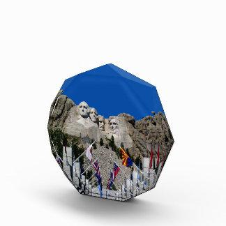 El monte Rushmore Dakota del Sur conmemorativo