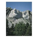 El monte Rushmore, Dakota del Sur Tarjeta Postal