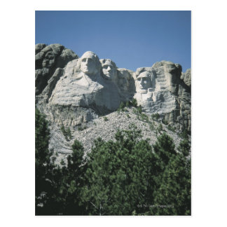 El monte Rushmore, Dakota del Sur Postal