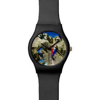El monte Rushmore del Pasillo del extracto de los Relojes De Mano