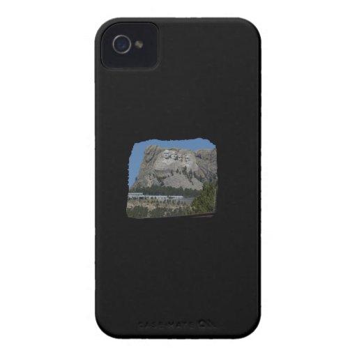 El monte Rushmore iPhone 4 Case-Mate Carcasas