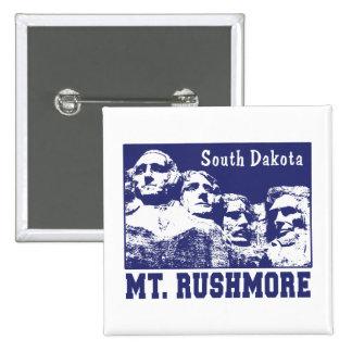 El monte Rushmore Pins