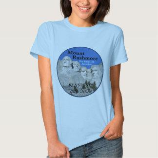 El monte Rushmore Playeras