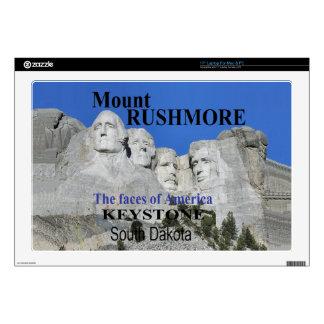 El monte Rushmore Skins Para 43,2cm Portátiles