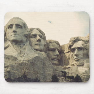 El monte Rushmore Tapetes De Ratón