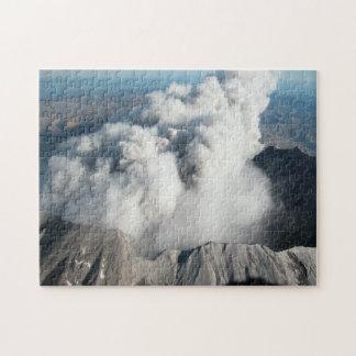 El Monte Saint Helens - octubre de 2004 Puzzle