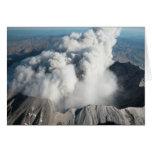 El Monte Saint Helens - octubre de 2004 Tarjeta