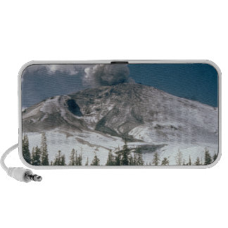 El Monte Saint Helens - Pre-Erupción Altavoz De Viajar