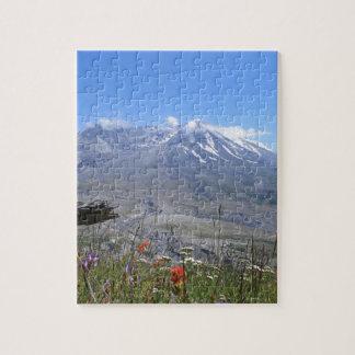 El Monte Saint Helens Rompecabezas