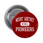 El Monte Whitney - pioneros - alto - Visalia Pins