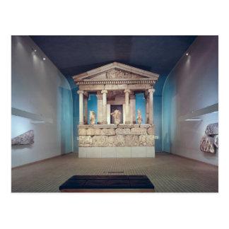 El monumento de Nereida, Xanthos, c.390-380 A.C. Tarjetas Postales