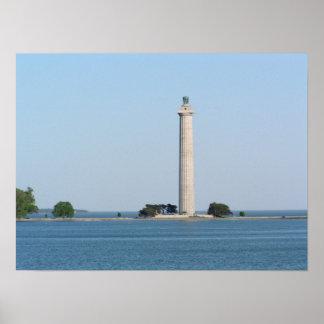El monumento de Perry Impresiones