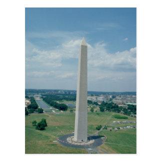 El monumento de Washington, construido 1848-85 Postales
