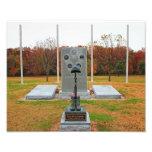 El monumento del veterano arte fotografico