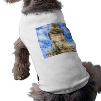 El monumento Londres de Victoria Playera Sin Mangas Para Perro