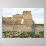 El monumento oscila fantasmas poster