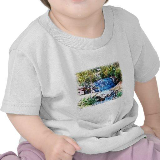 El Moravian baja NC Camiseta