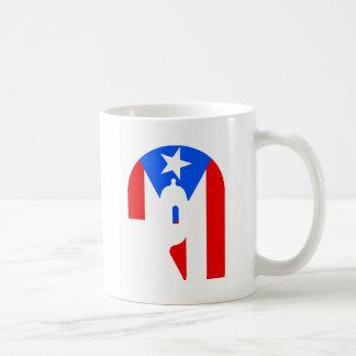EL Moro Puerto Rico .png Taza De Café