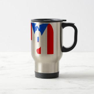 EL Moro Puerto Rico .png Taza De Viaje