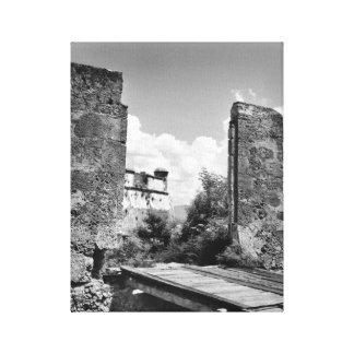 EL MORRO CASTLE. CANVAS PRINT