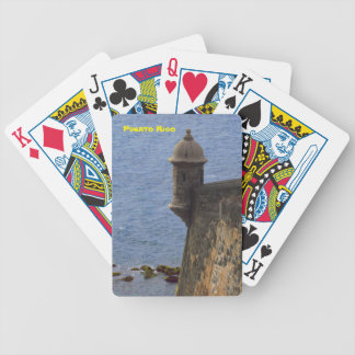 El Morro Castle Playing Cards