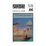 el morro, El Castillo del Morro, Lolita R. O'Co... Stamp