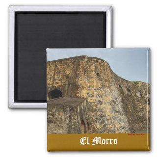 EL Morro imán de San Juan Puerto Rico