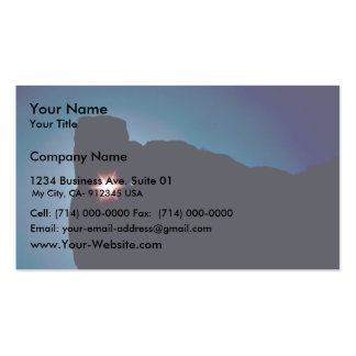 El Morro National Monument Double-Sided Standard Business Cards (Pack Of 100)