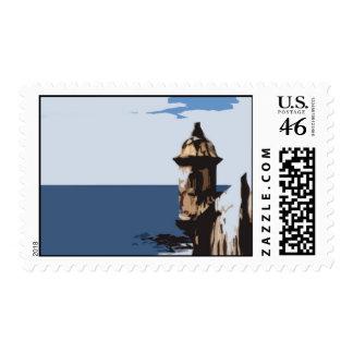 El Morro Stamps