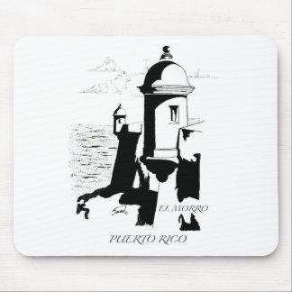 El Morro, Puerto Rico Mouse Pad