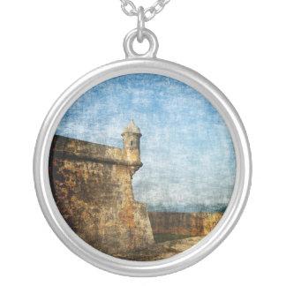 El Morro, Puerto Rico Necklace