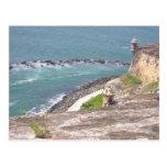 El Morro, Puerto Rico Postcards