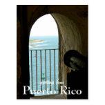EL Morro, Puerto Rico Tarjetas Postales