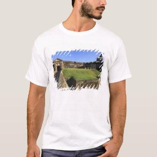 El Morro, San Felipe Castle, Drawbridge, front T-Shirt