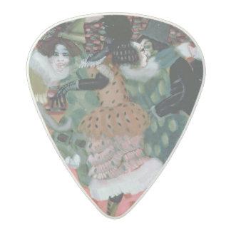 El Morte-Saison en París, 1913 Púa De Guitarra Acetal