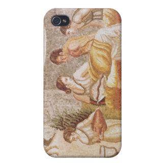 El mosaico de Centoe iPhone 4 Carcasa