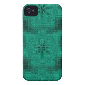 El mosaico florece la caja del iPhone 4/4s del Case-Mate iPhone 4 Protector