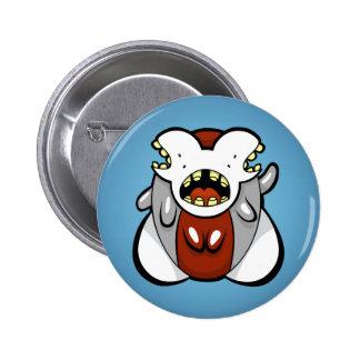 El Moscón Pinback Button