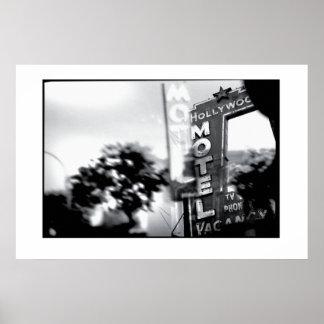 El motel: Siglo XX obsoleto Póster