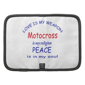 El motocrós es mi religión planificadores