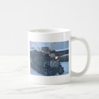 El motor expreso polar taza