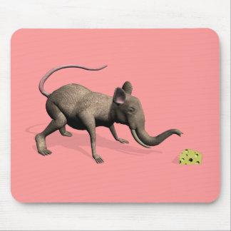 El Mouphant dulce Tapete De Ratones